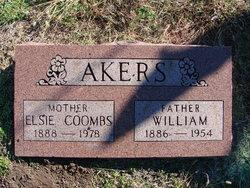 Elsie <I>Coombs</I> Akers