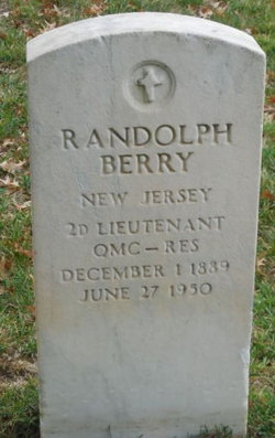 Randolph Berry