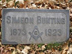Simeon Huston Bunting