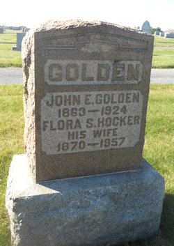 Flora S <I>Hocker</I> Golden