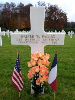 2Lt Walter William Pallas