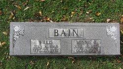 Minnie B. <I>Way</I> Bain