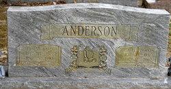 Rosa Lee <I>Dawkins</I> Anderson