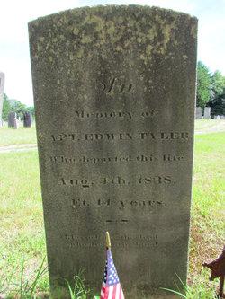 Capt Edwin Tyler