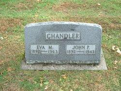 Eva M. <I>Hoff</I> Chandler