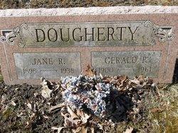 "Gertrude Ruth ""Jane or Jennie"" <I>Rothrock</I> Dougherty"