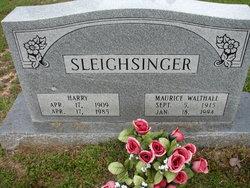 Maurice Walthall Sleighsinger