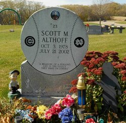 Scott M Althoff