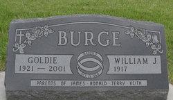 Goldie <I>Goertz</I> Burge
