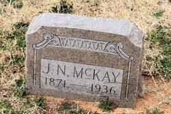 Jasper Newton McKay