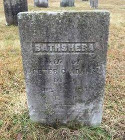 Bathsheba <I>Hewett</I> Adams