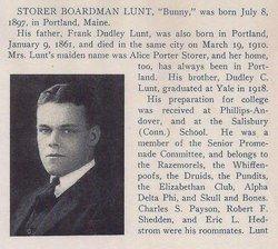 Storer Boardman Lunt