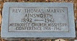 Thomas Marvin Ainsworth