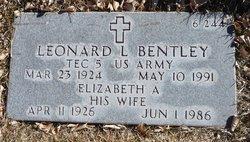 Leonard L. Bentley