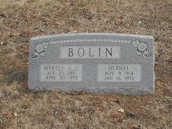 Myrtle <I>Little</I> Bolin