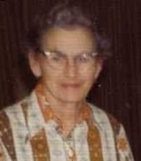 Elsie Blohm