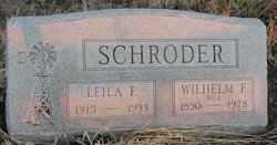"Leila Florence ""Lulu"" <I>Siemiller</I> Schroder"