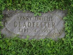 Henry Dwight Gladfelter