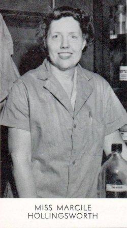 Frances Marcile Hollingsworth