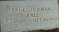 Frank Sherman Israel
