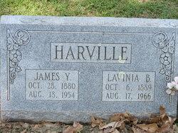 Lavinia <I>Bamberg</I> Harville