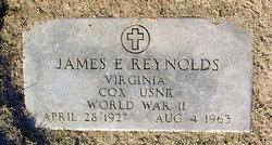 James Earl Reynolds