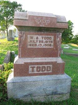 William A Todd