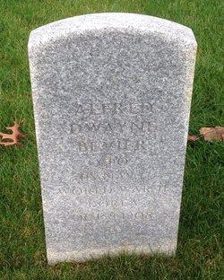 Alfred Dwyane Bevier