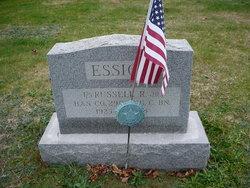 Russell Robert Essick, Jr