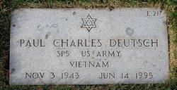 Paul Charles Deutsch