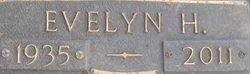 Evelyn Delores <I>Heath</I> Anderson