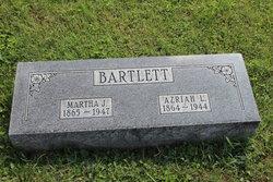 Martha Jane <I>Covey</I> Bartlett