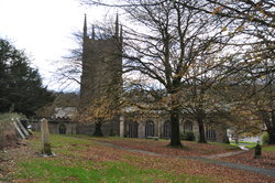 St Petroc Churchyard