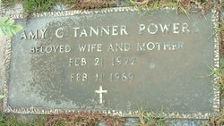 Amy Clayton <I>Tanner</I> Powers
