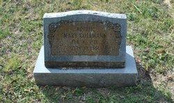 Mary <I>Lange</I> Collmann