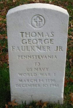 Thomas George Faulkner, Jr