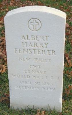 Albert Harry Fensterer