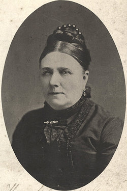 "Caroline Elizabeth ""Carrie"" <I>Winder</I> McGavock"