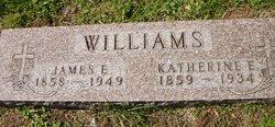 James E Williams