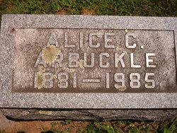 Alice Cornelia Arbuckle