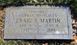 Craig Steven Martin