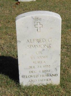 Alfred Gene Simmons, Sr