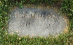 Ida Myrtle <I>Bassel</I> Martz