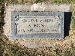 George Albert Strong