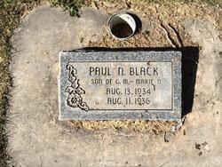 Paul Nelson Black
