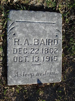 Rufus Alexander Baird