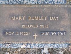 Mary Lee <I>Rumley</I> Day