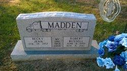 Robert Russell Madden