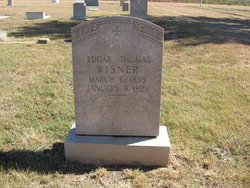 Edgar Thomas Wisner