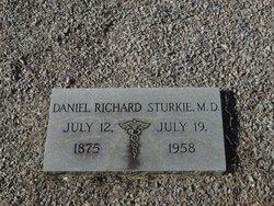 Dr Daniel Richard Sturkie